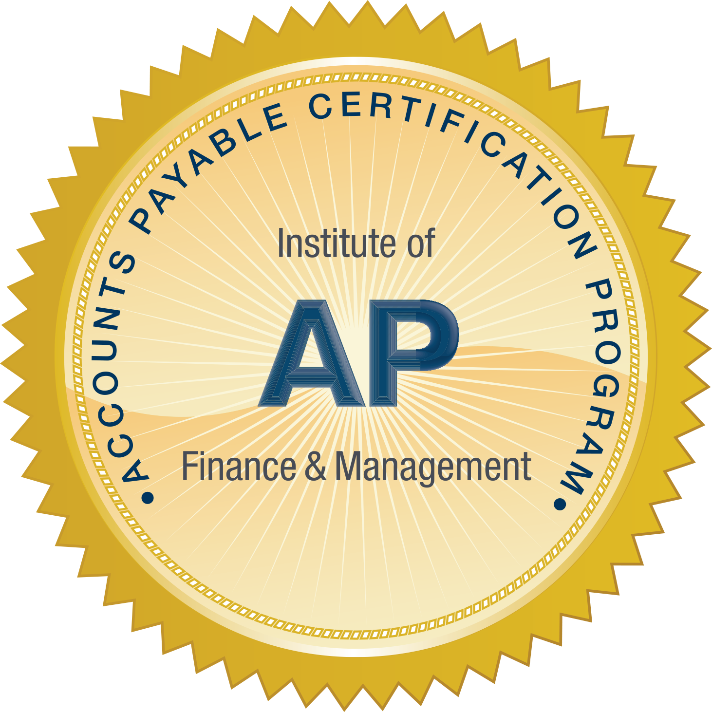 Accounts Payable Specialist Aps Certification Additional Exam