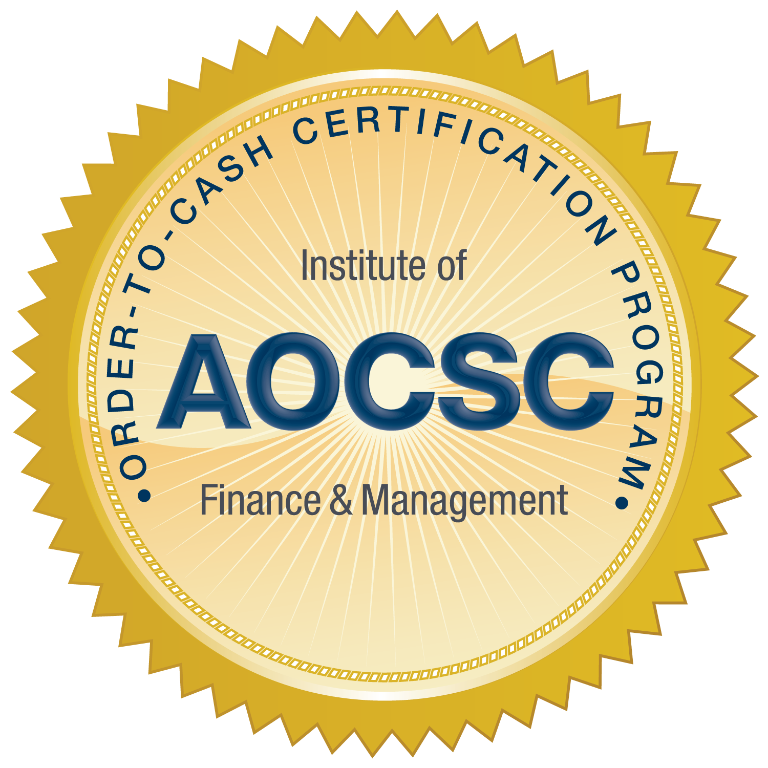 Order To Cash Solution Consultant Certification Accounts