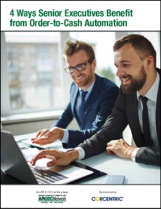 4 Ways Senior Executives Benefit from Order-to-Cash Automation