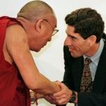 Dalai Lama and Richard Davidson, PhD