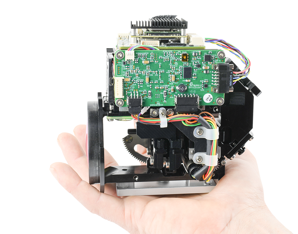 Sierra-Olympic Introduces a Powerful Option for Infrared Sensors on Drones with the Ventus Micro