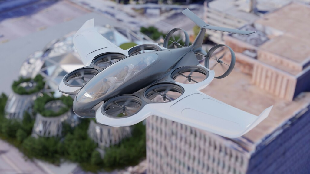 PARAGON VTOL and the Realities of Urban Air Mobility