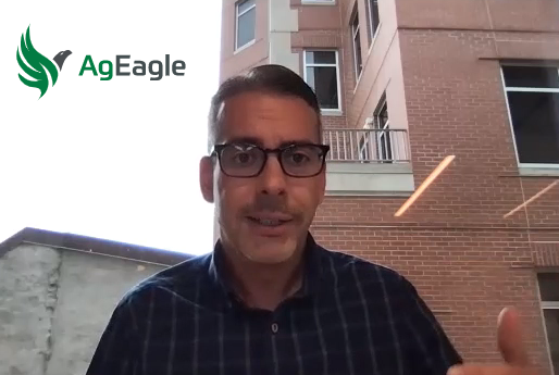 Brandon Torres Declet Discusses His Vision for AgEagle as New COO and Board Member
