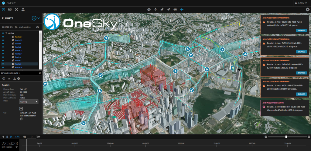OneSky Systems and the Acceleration of UAV and UAM Deployments