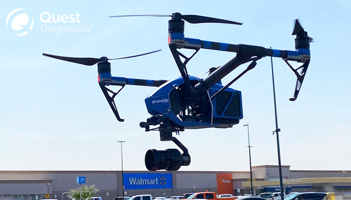 Drones: Delivering the Goods