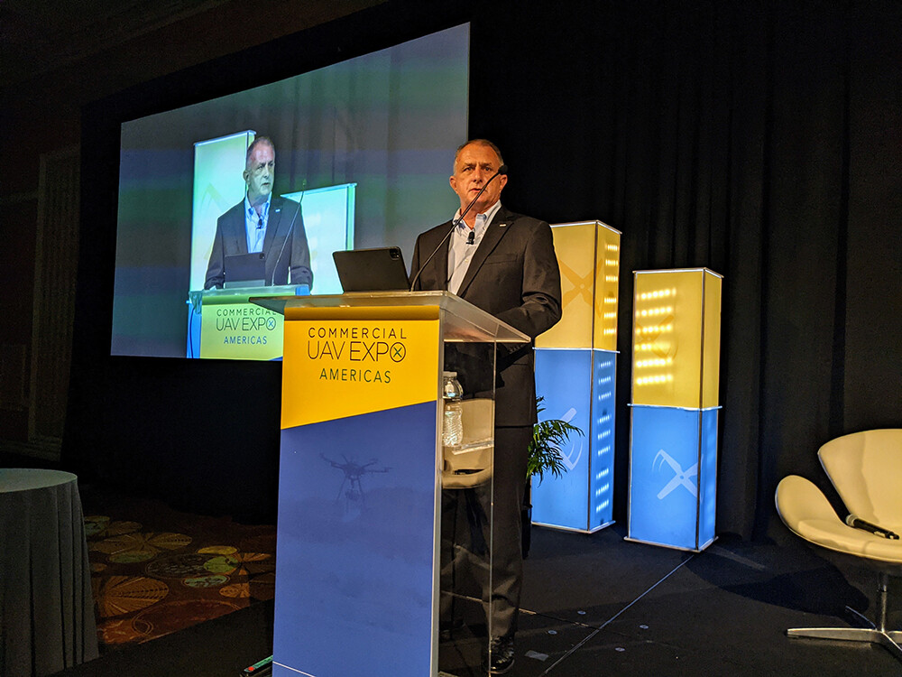 From 'No Idea' to a Partnership with Walmart: Tom Walker, CEO of DroneUp, Demonstrates What It Takes to Scale Consumer Drone Delivery in Commercial UAV Americas Keynote