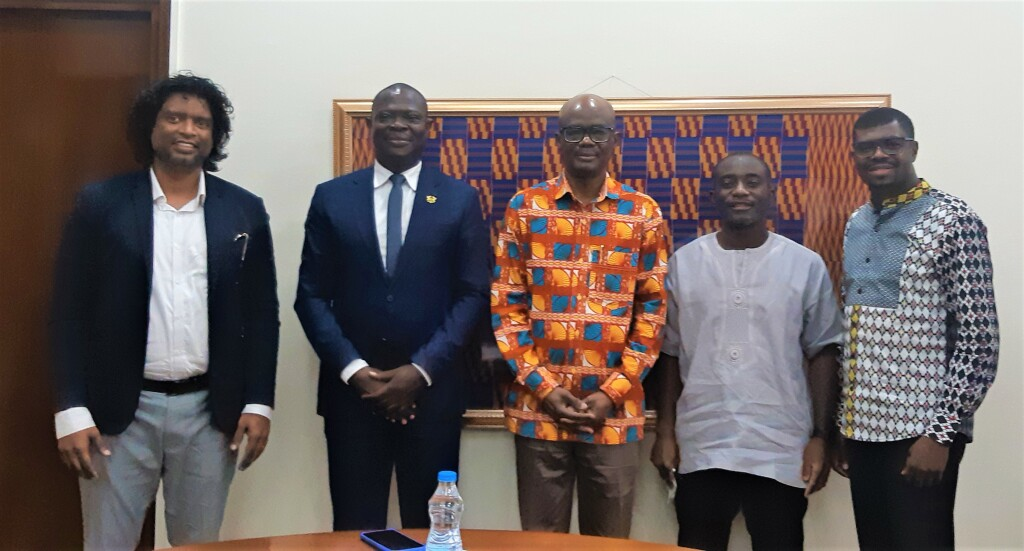A New Partnership Will Create New Job Opportunities Through Drone Pilot Training and Drone Manufacturing in Ghana