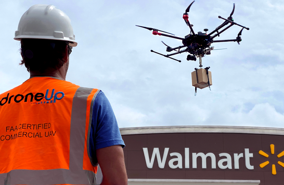 Commercial UAV Expo Americas Keynote Speakers, Walmart and DroneUp, Announce Major Investment in Drone Delivery