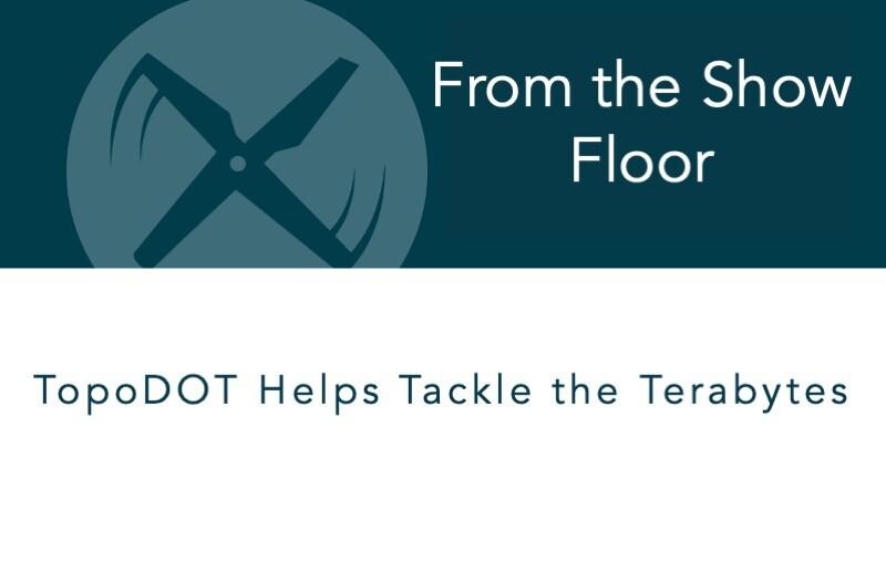 TopoDOT Helps Tackle the Terabytes