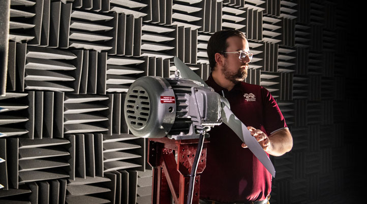 Mississippi State University's New Flight Lab Will Focus on Lowering Drone Noise