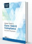 2018 Master Guide To Form 1042-S Compliance