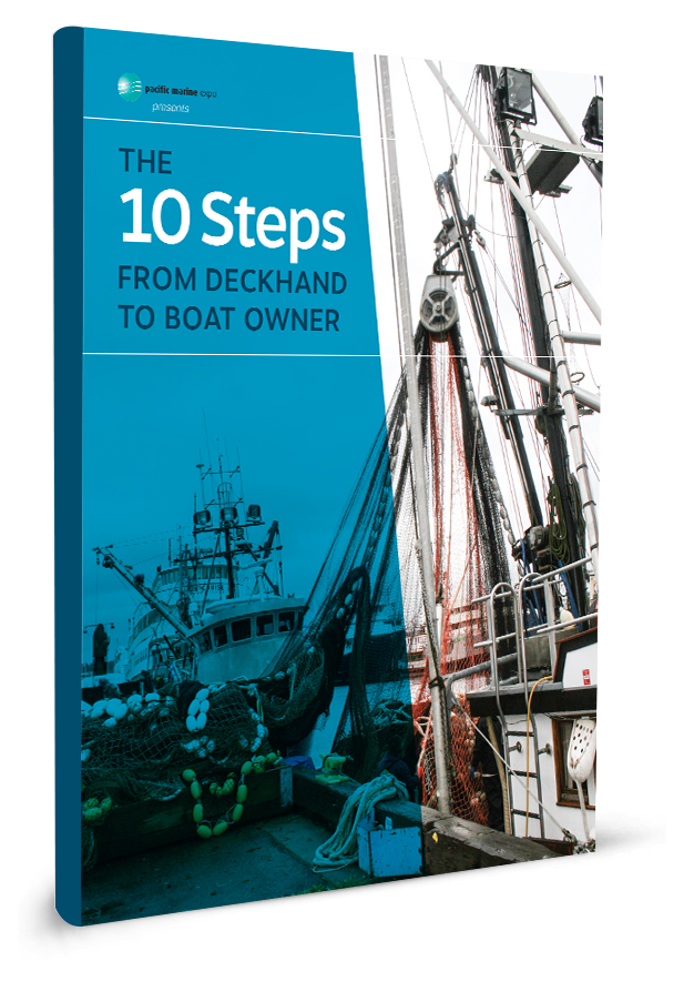 The 10 Steps from Deckhand to Boat Owner e-book cover