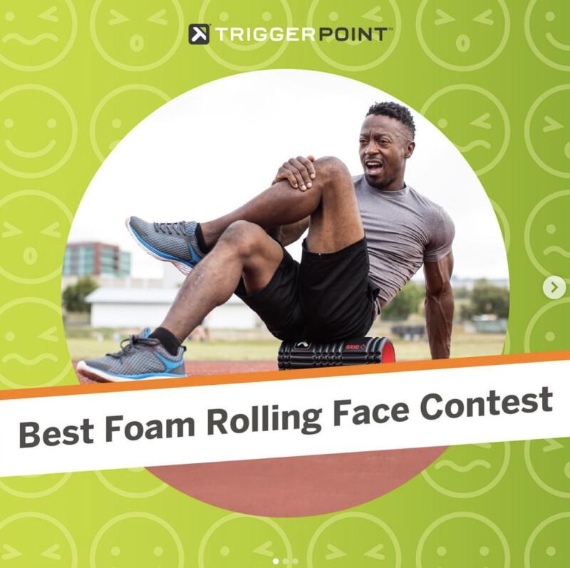 Celebrate International Foam Rolling Day on May 11