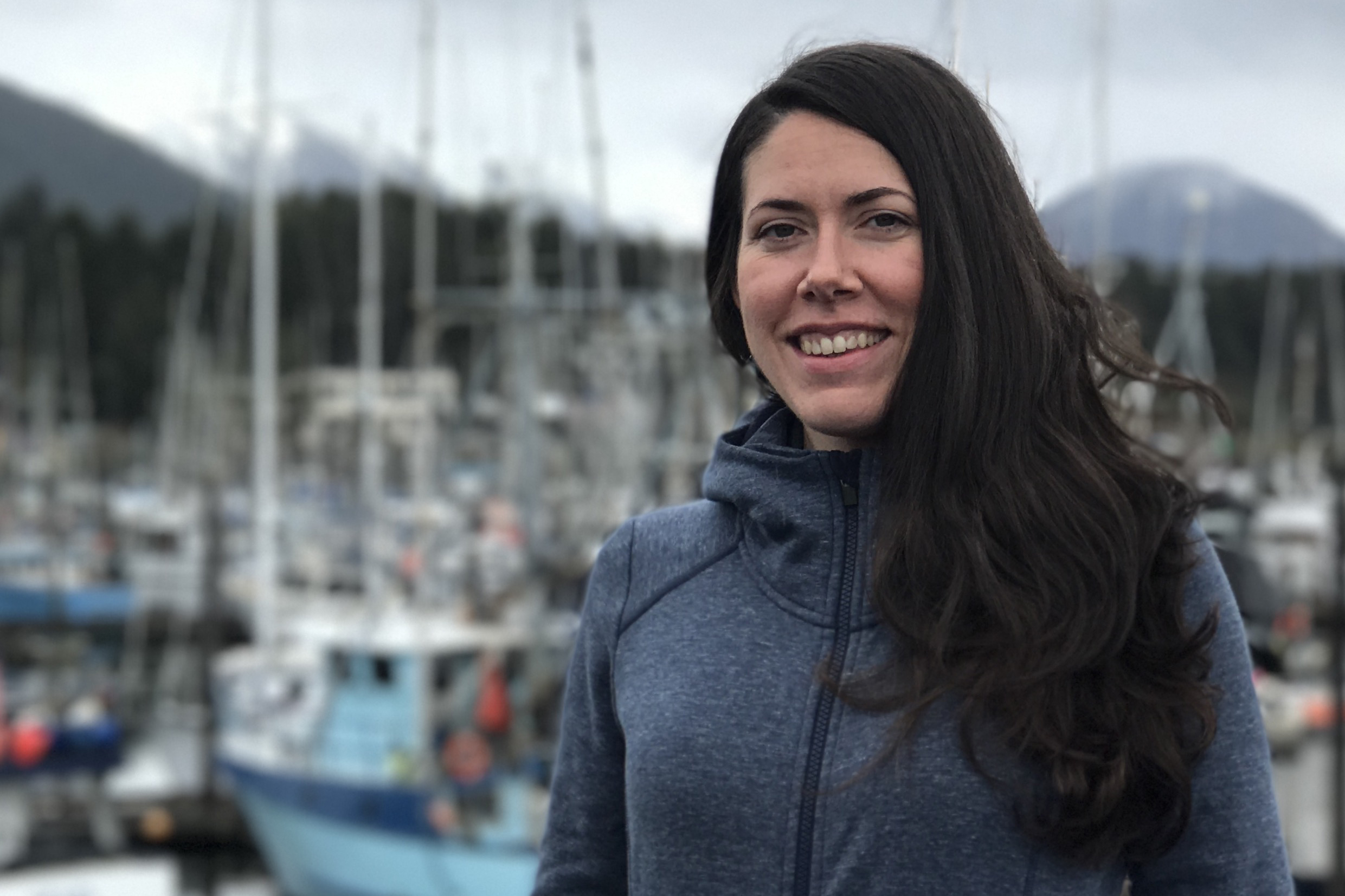 Rebecca Martello, BBRSDA moving forward on building Bristol Bay brand
