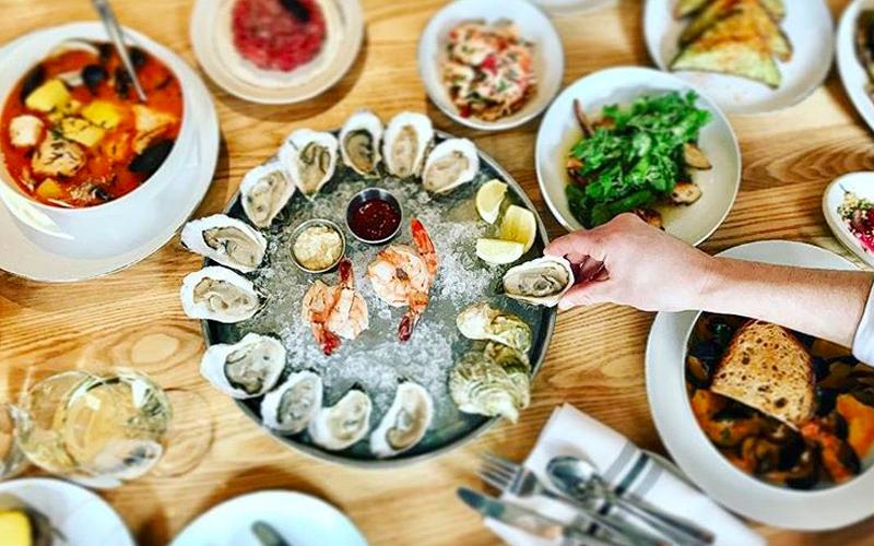 5 shining stars of Boston's seafood scene