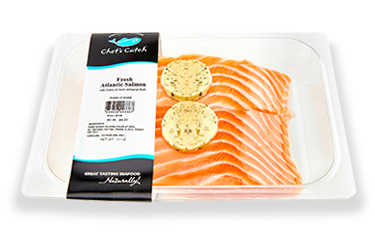 Salmon packaging