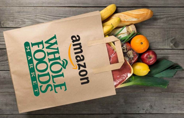 Amazon Reports Record Sales Expands Whole Foods Delivery Service