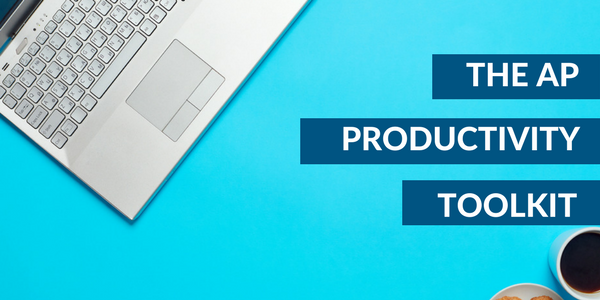 AP Productivity Toolkit