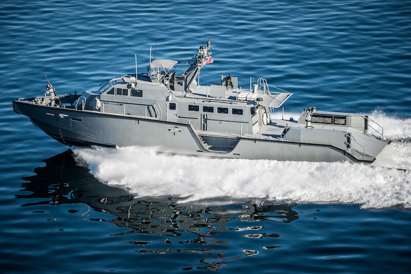 Safe Boats awarded $90 million patrol boat contract